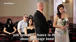 CRAZY Pornography WEDDING
