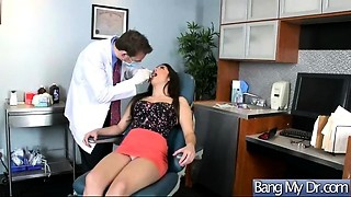 Sex Tape In Molten Adventure Act With Patient And Doctor (nathalie monroe) movie-23