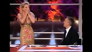 Top Ten compilation hilarious moments on tv   Tetas fuera