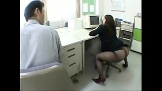 Big Ass Japanese Chick -  (1)
