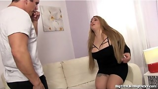 Curvy Oriental BBW Arianny Gets Pounded Like Hell!